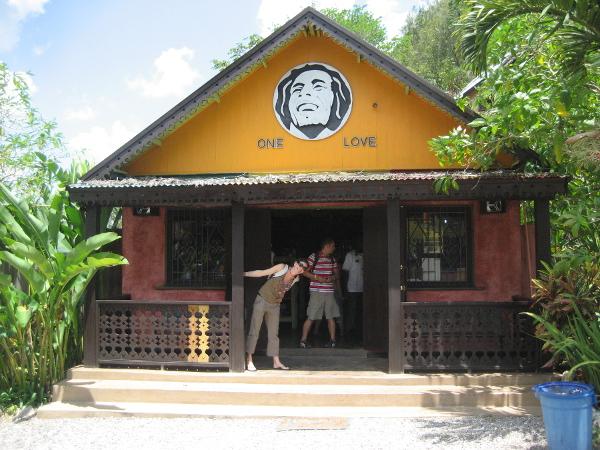 Bob Marley Museum Jamaica Tour